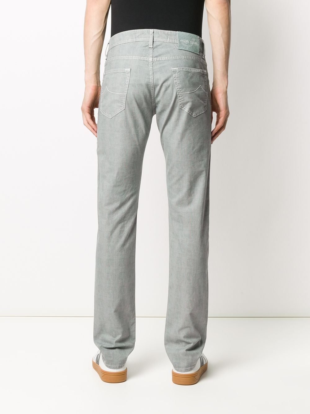 Immagine di Jacob Cohen | Check Cotton  Pants