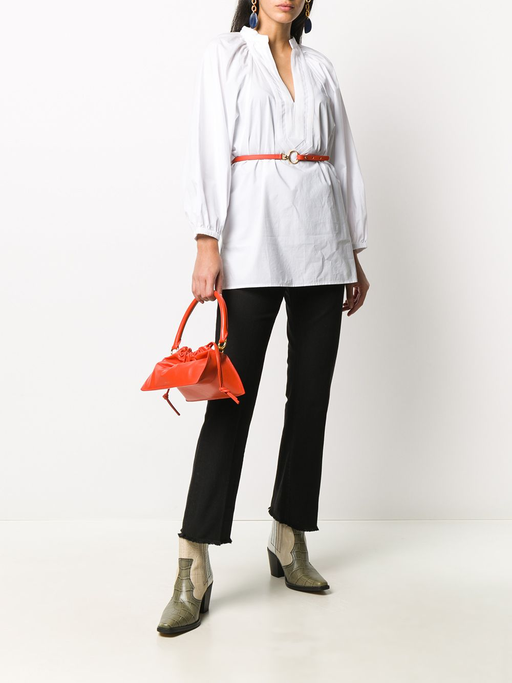 Picture of Tory Burch | Puffed Sleeve Tunic
