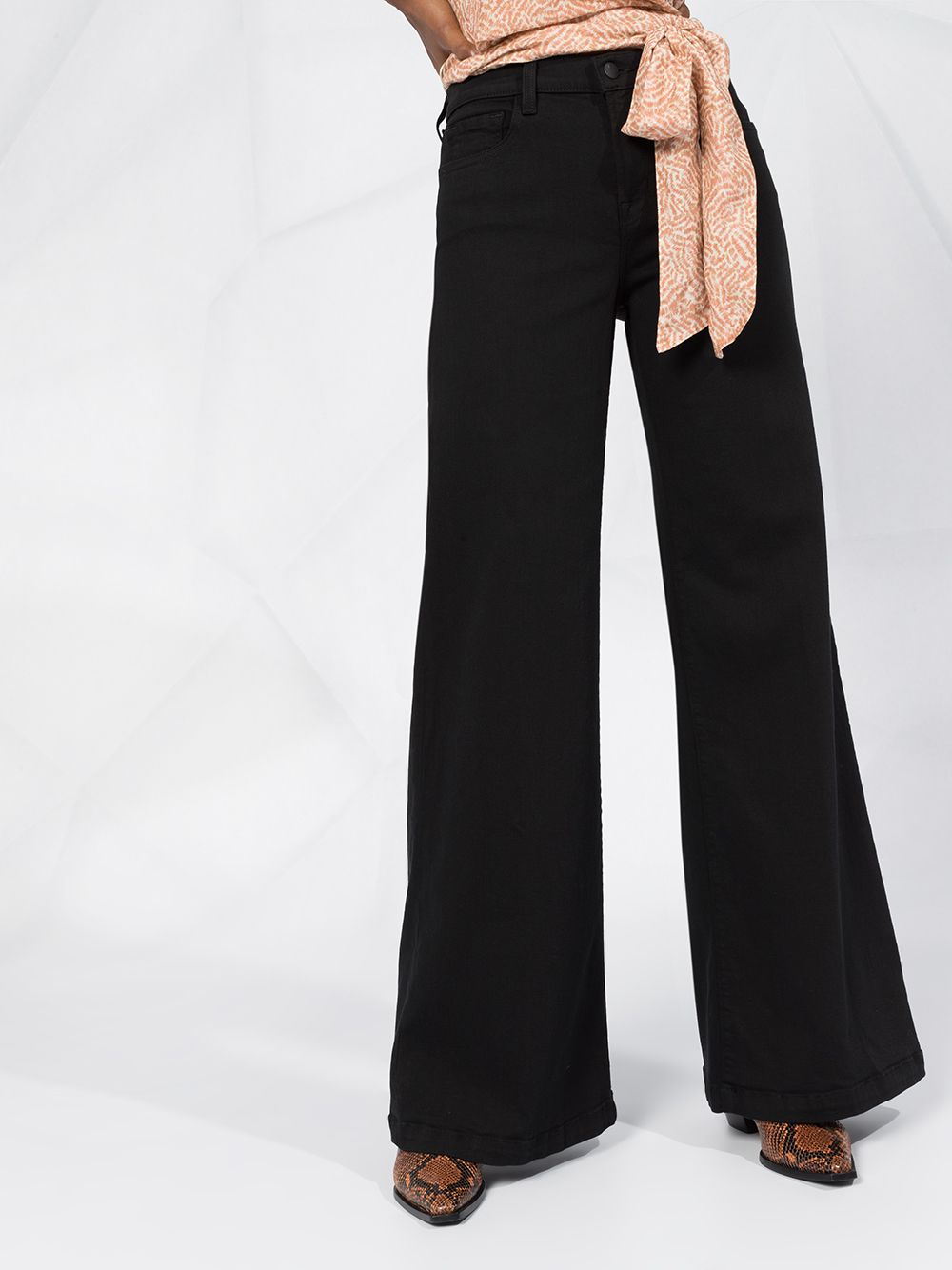 Picture of J Brand | Evytte Wide Leg Jeans