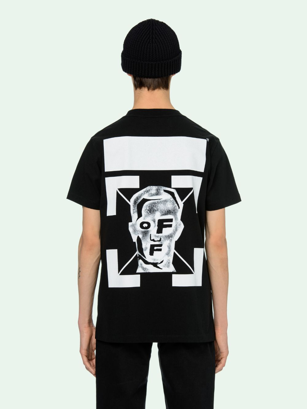 Picture of Off White | Pivot Fish S/S Slim Tee