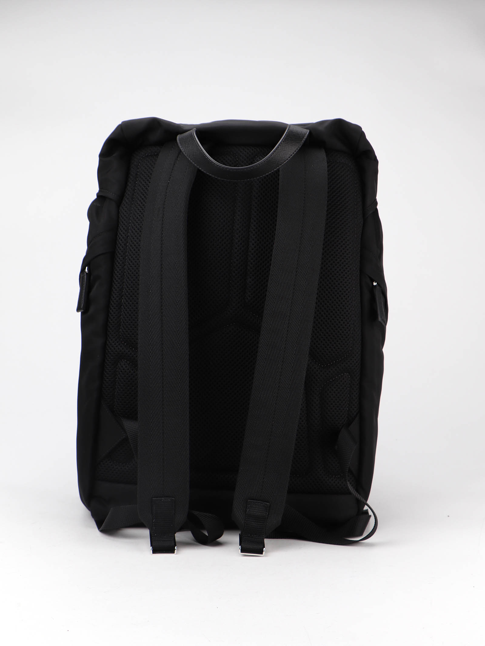 Picture of Prada | Nylon And Saffiano Leather Backpack