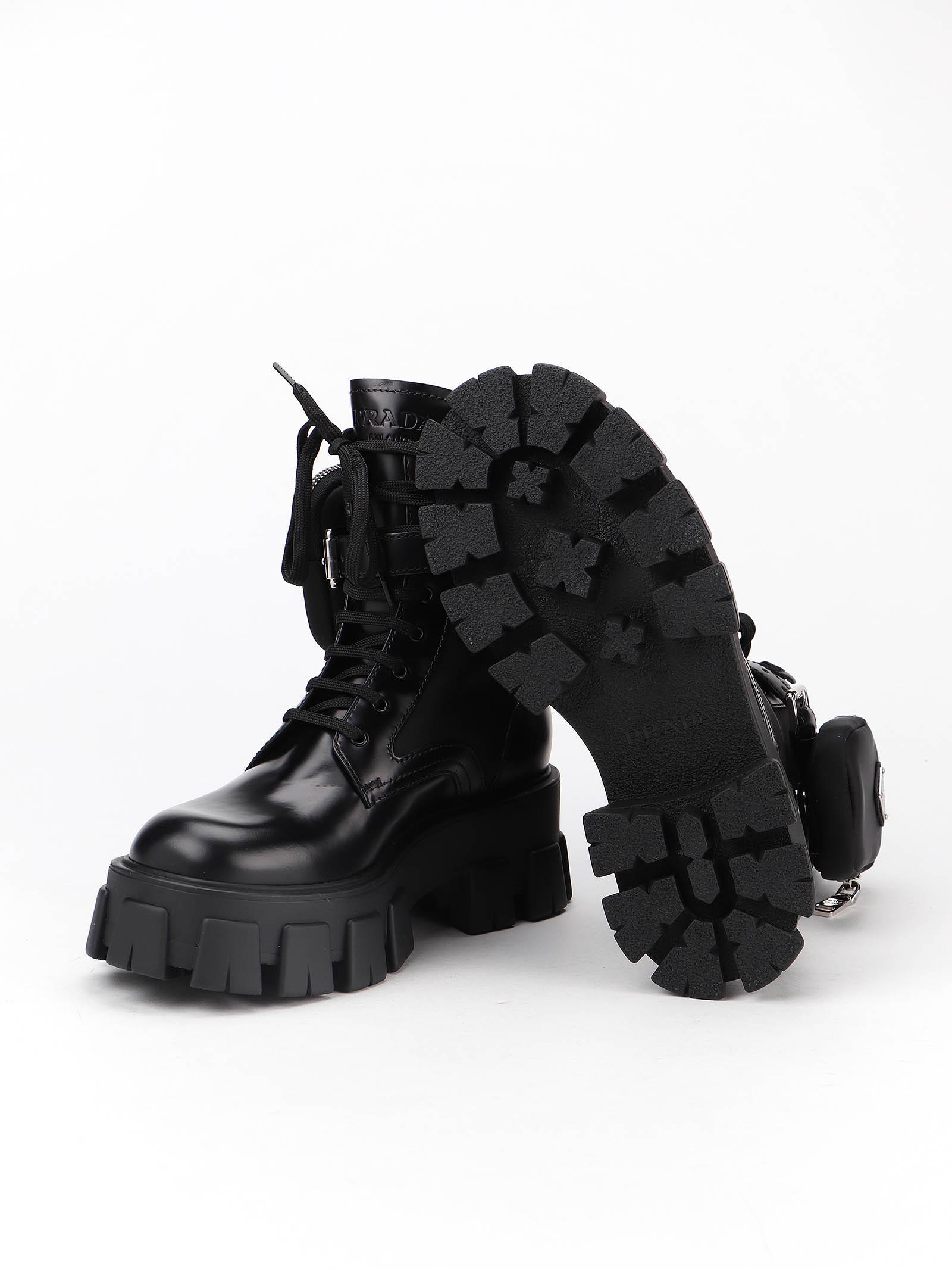 Picture of Prada | Monolith Combat Boot