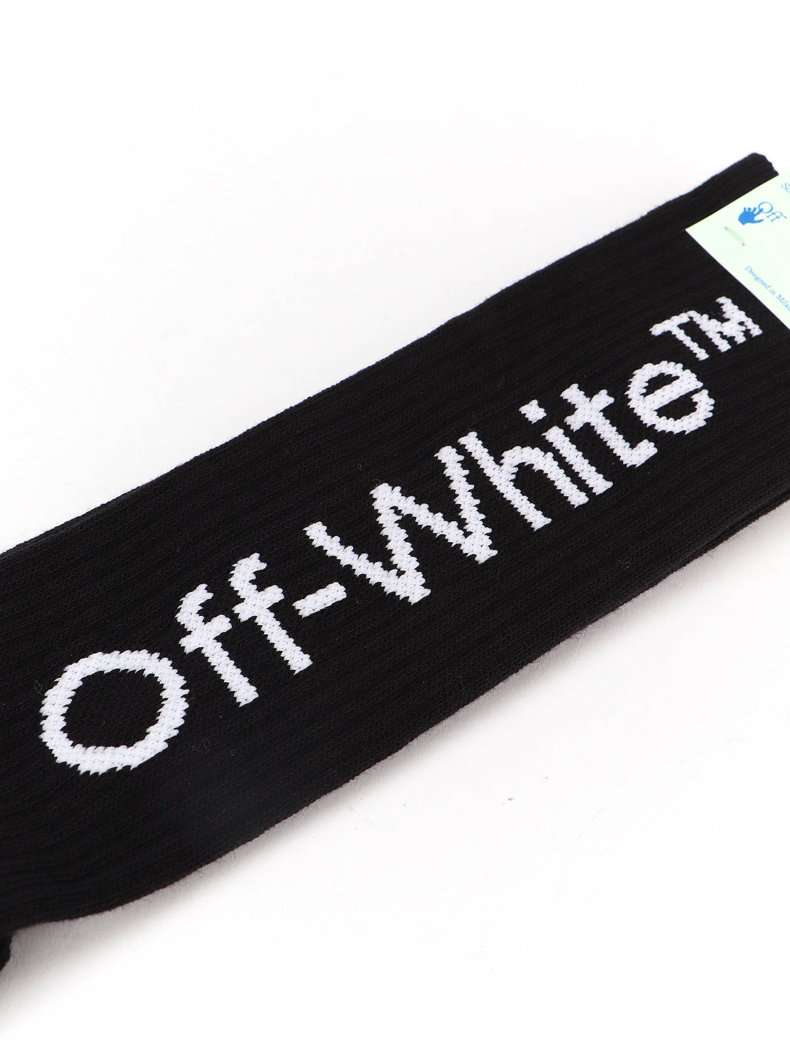 Immagine di Off White | Arrows Mid Lenght Socks