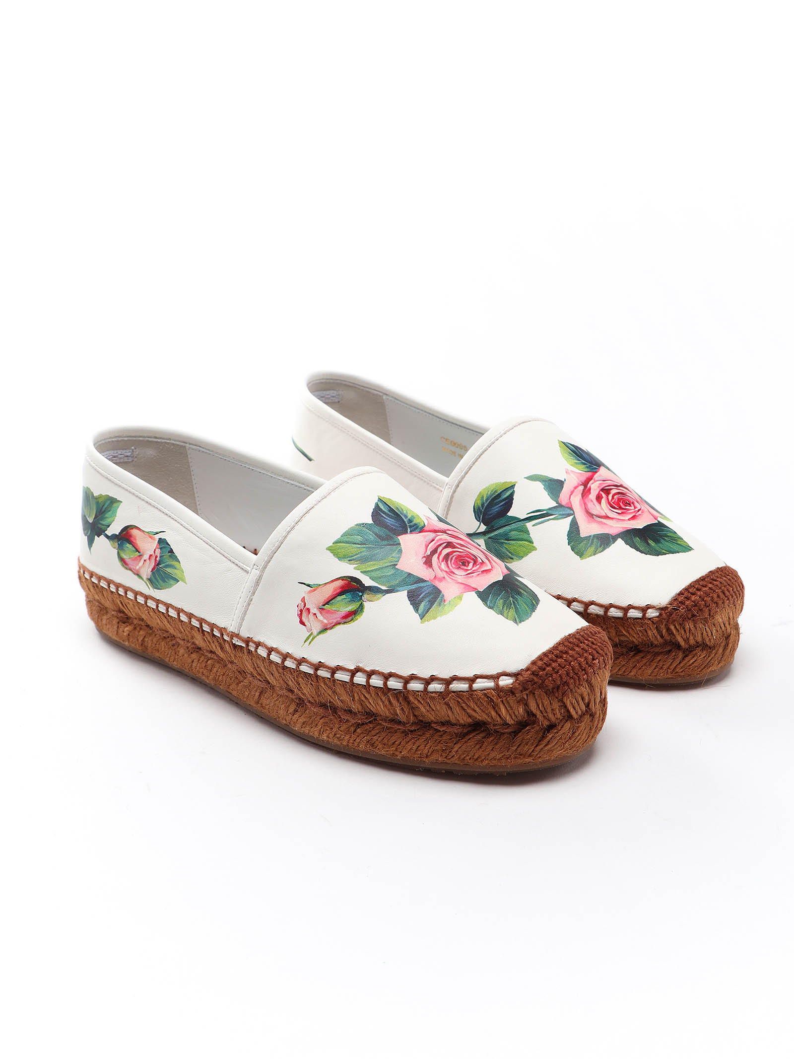 Picture of Dolce & Gabbana | Espadrilles Rose