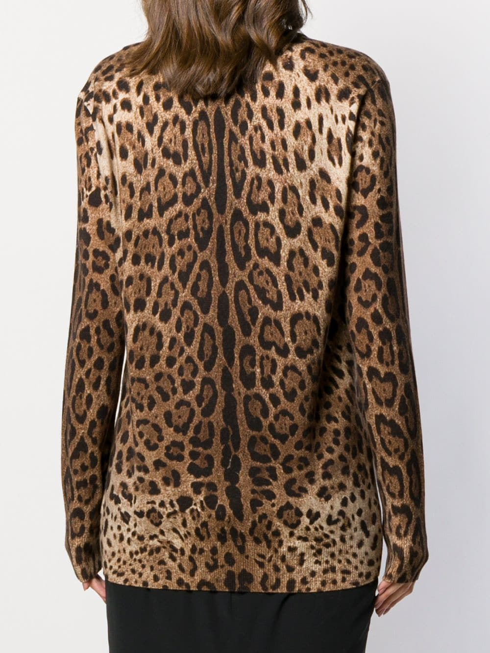 Picture of Dolce & Gabbana | Highneck Sweater