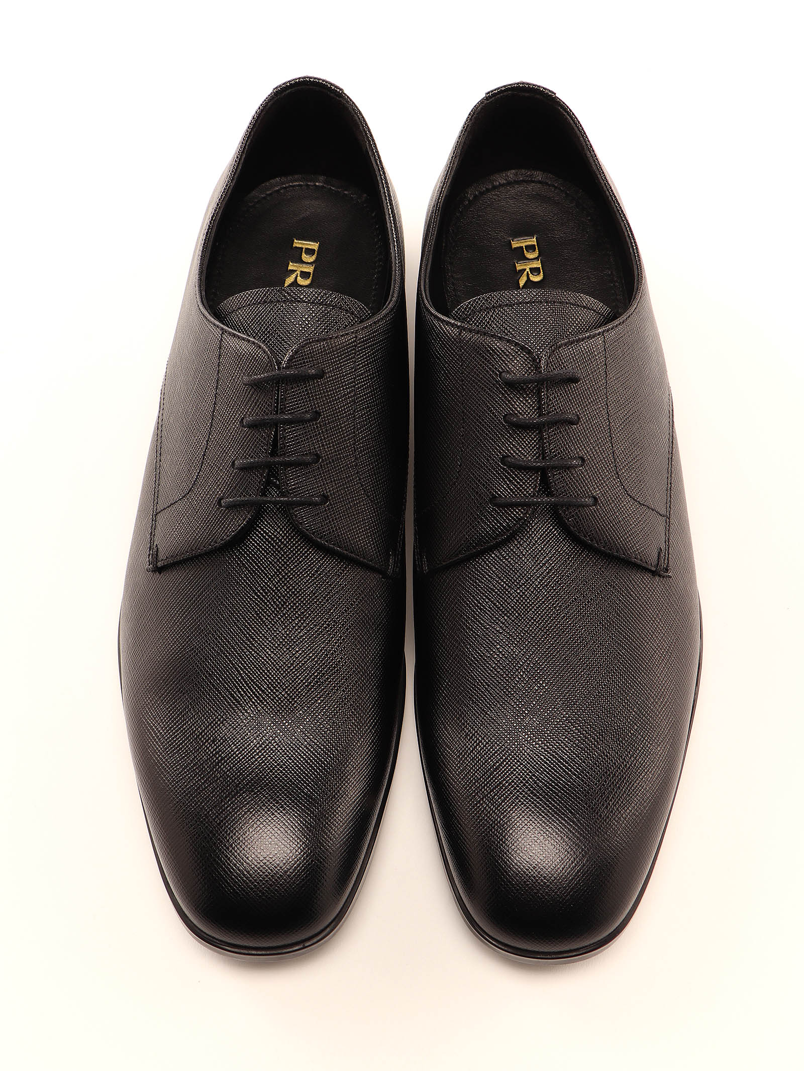 Immagine di Prada | Saffiano Derby Shoes