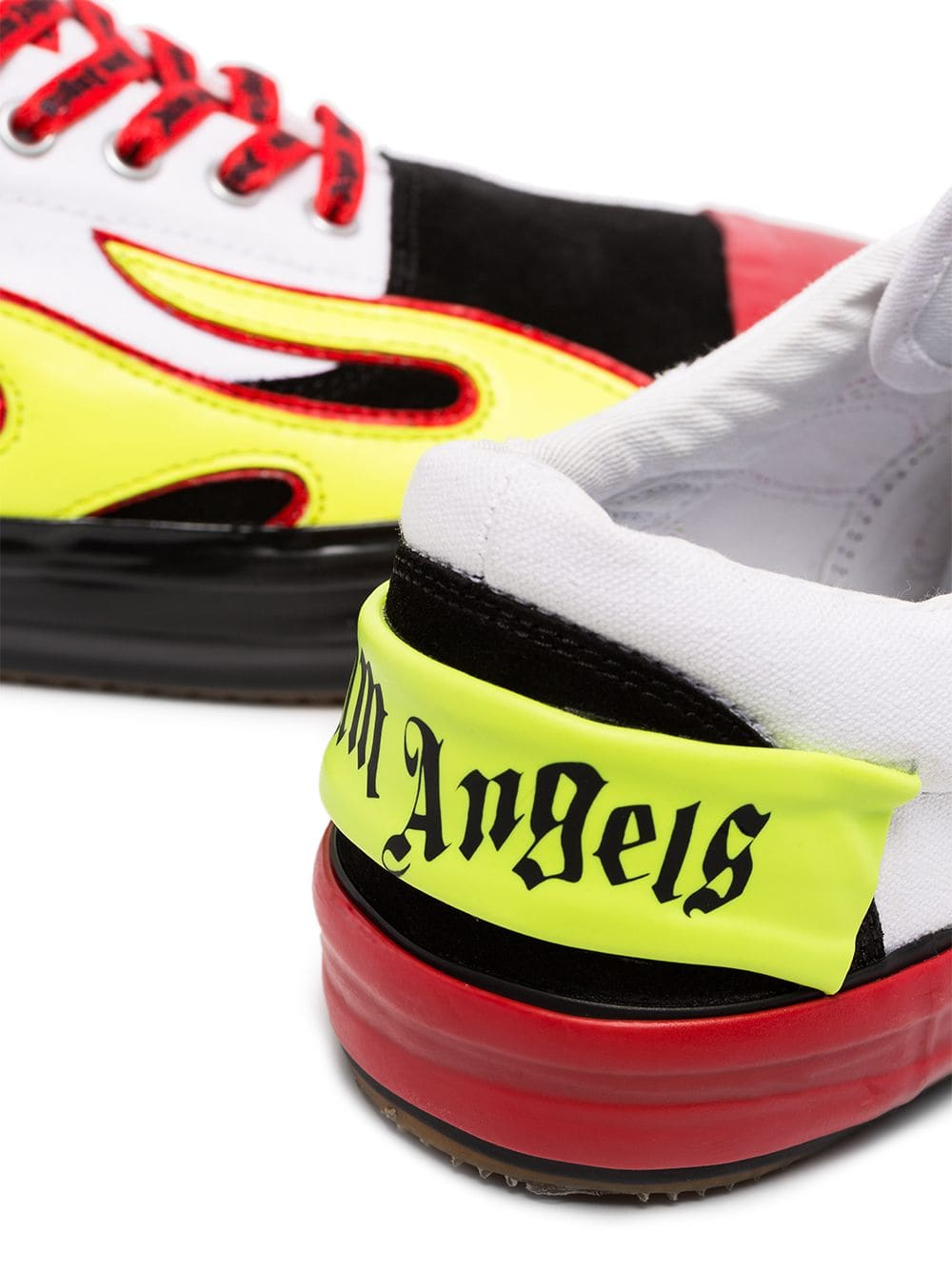 Immagine di Palm Angels | Flame Multicolor Sneakers