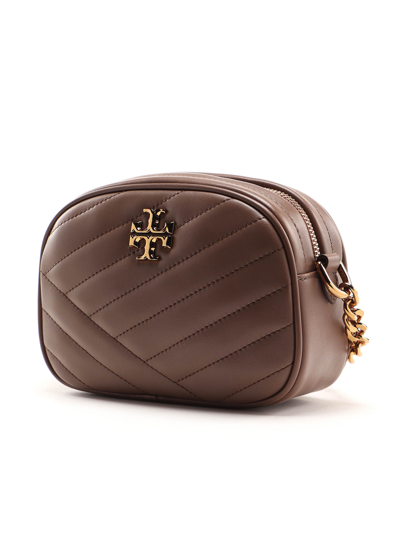 Picture of Tory Burch | Kira Chevron Small Camera Bag